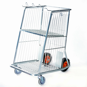 Flat Bed Cargo Trolley (YRD-L9)