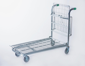 Flat Bed Cargo Trolley (YRD-L6)