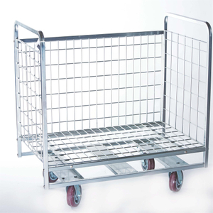 Flat Bed Cargo Trolley (YRD-L8)