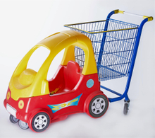 YRD-E4 Kid Shopping Trolley