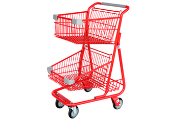 Shopping Cart & Its Different Accessories