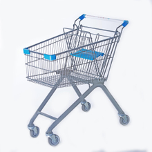 Europe Style Shopping Trolley (100L)