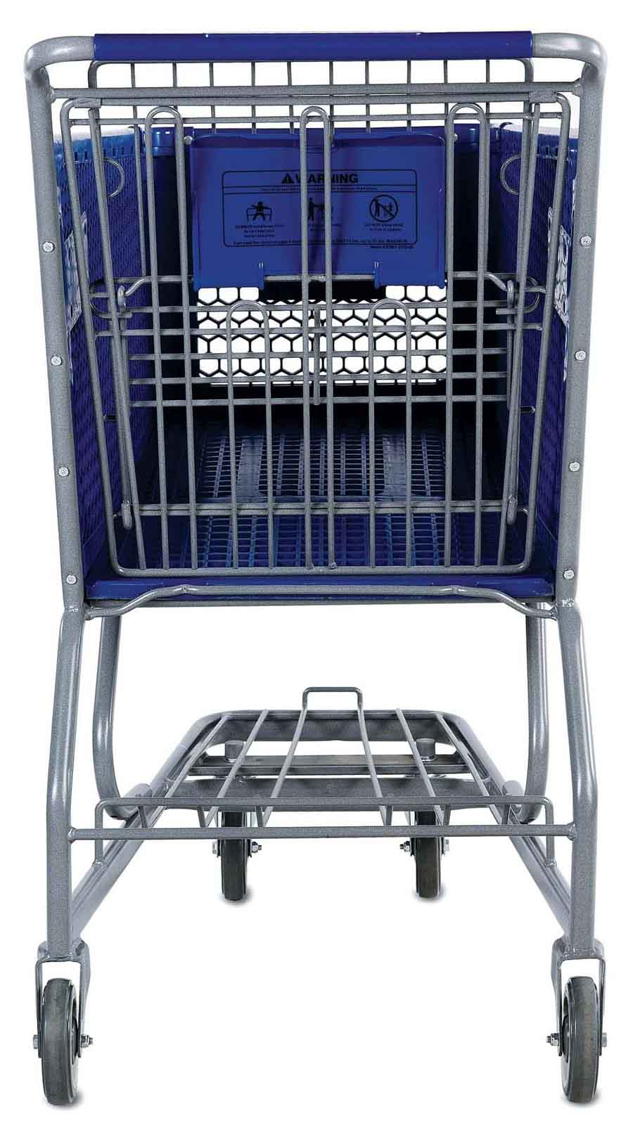 Plastic Shopping Cart (YRD-S100)