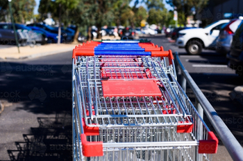 How to Collect Shopping Carts Safely and Efficiently to Keep Parking Lot Clean?