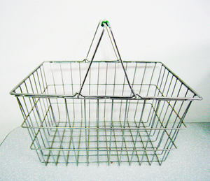 Metal Shopping Basket (YRD-WB)