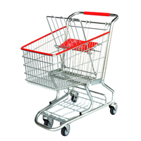 American Style Shopping Trolley (60L)